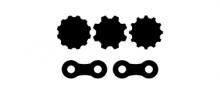 gearhead velosight reflective bike decals